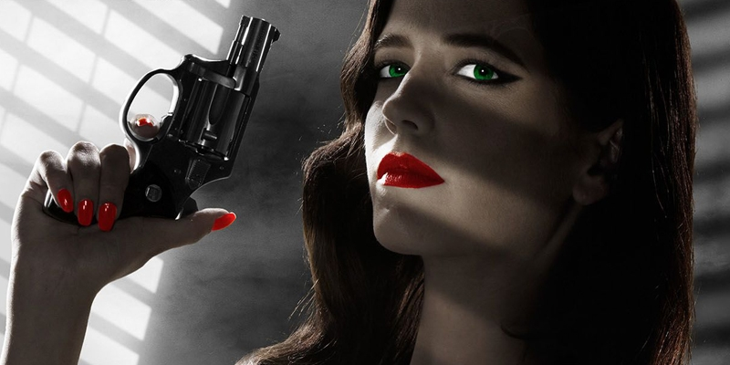 Sin City: A Dama Fatal | Sin City: A Dame to Kill For